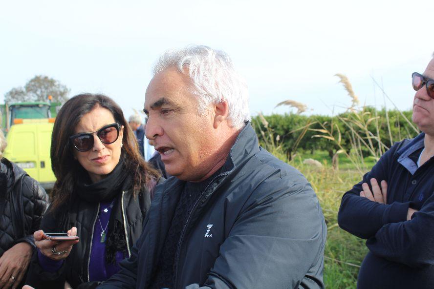 Giancarlo Praino titolare Magisa