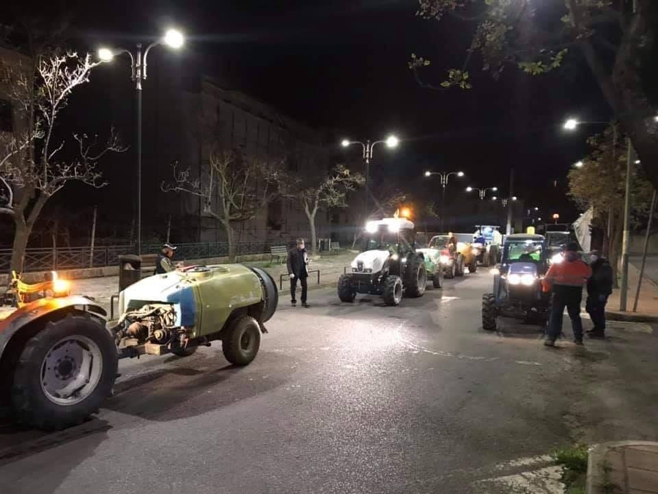 sanificazione strade calabresi Magisa