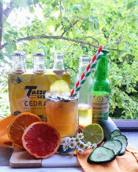 cedrata tassoni; cocktail tassoni; citrus cocktail