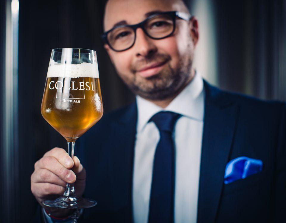 Fabbrica della birra Tenute Collesi: eccellenza italiana premiata nel mondo