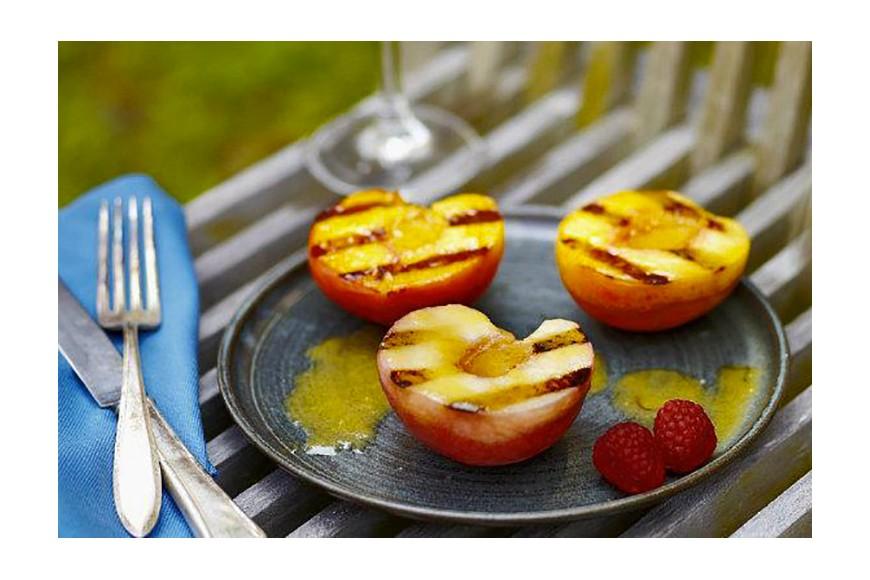 frutta al barbecue