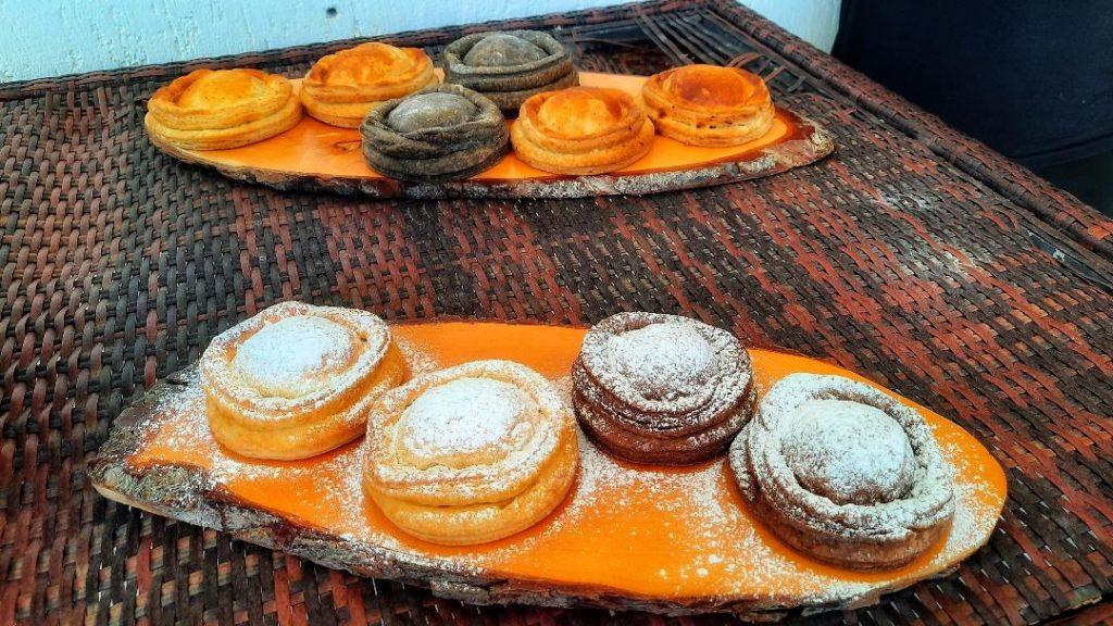 rustico salato e rustico dolce della Masseria Ficazzana