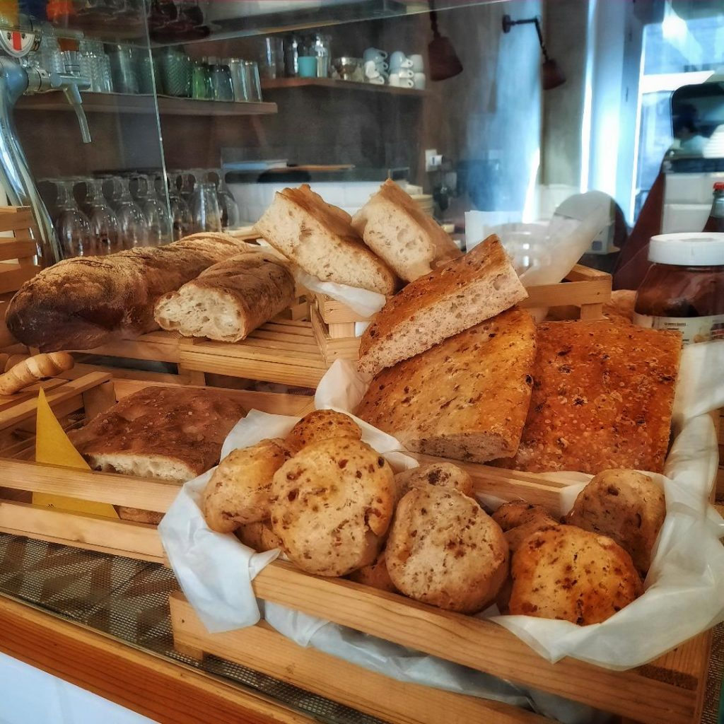 il pane , il mago della farina
