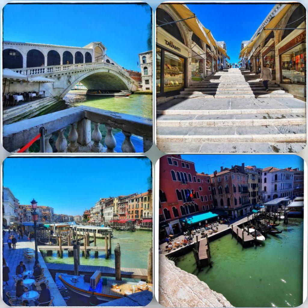 Ponte di Rialto, Venezia.