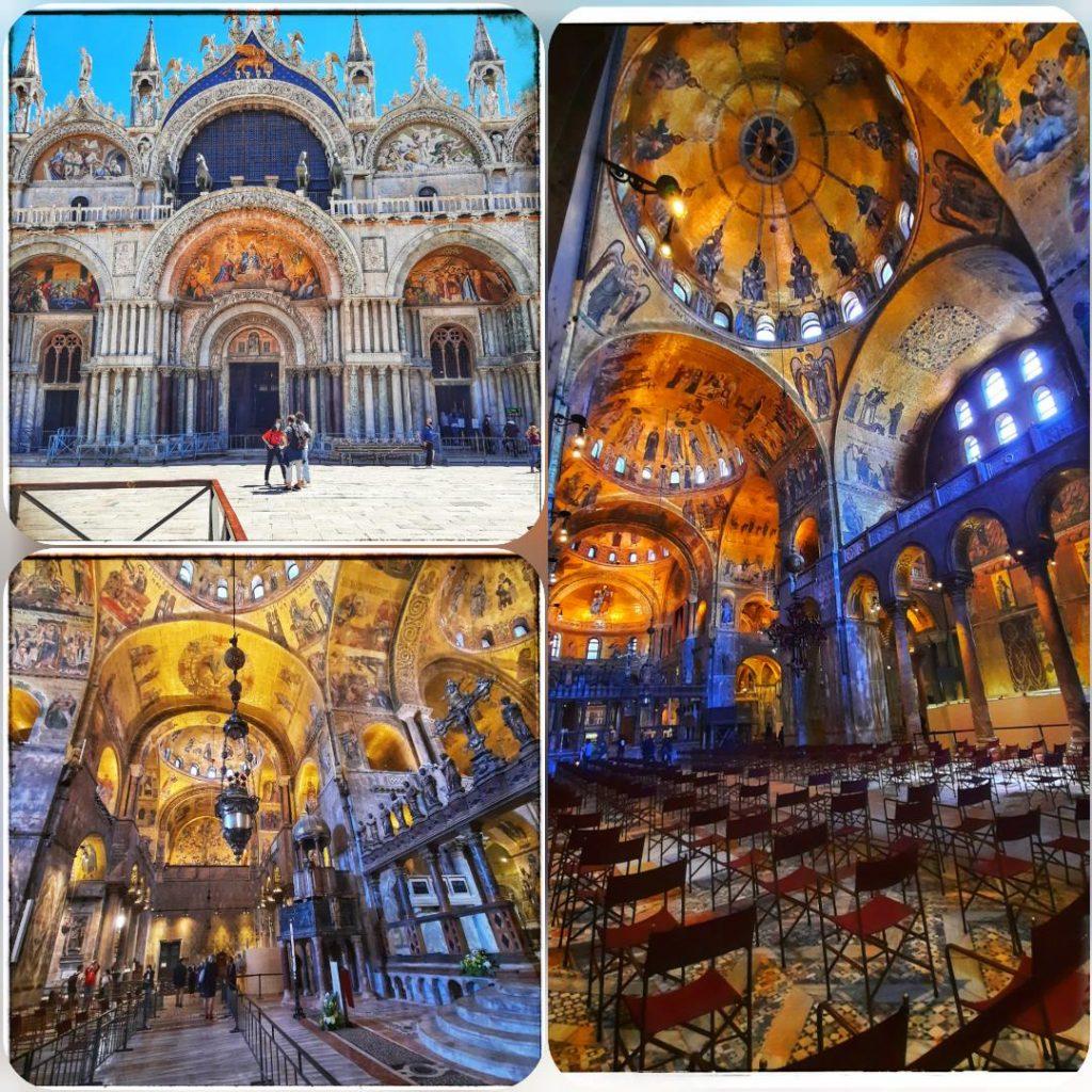 Basilica di San Marco, Venezia.